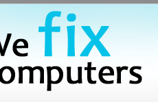 We fix computers